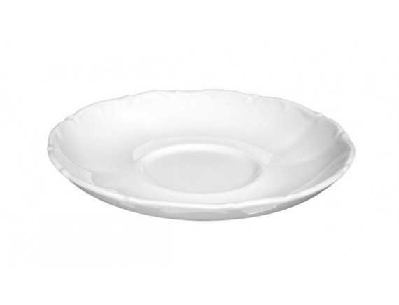 Блюдце 15 см под чашку 180 мл, 200 мл, 220 мл, 250 мл, 350 мл и бульонную 300 мл  Marienbad (001.541802)