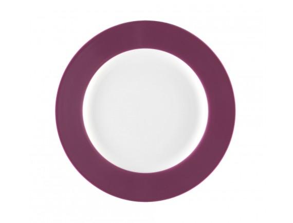 Тарелка 20 см декор 23605 лаванда  Meran (001.659301)