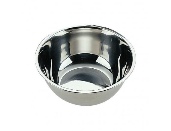 Миска 28х10,8 см 4,8 л нерж.сталь (082280)