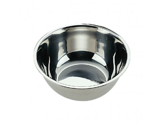 Миска 32х11,8 см 6,5 л нерж.сталь (082320)
