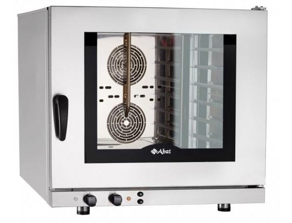Конвекционная печь КЭП-6 (6 ур. 400х600 мм, камера-нерж, эл/механика, без противней) вся нерж. (110000009758)