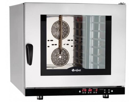 Конвекционная печь КЭП-6П (6 ур. 400х600 мм, камера-нерж, программируемая, без противней) вся нерж. (110000026896)