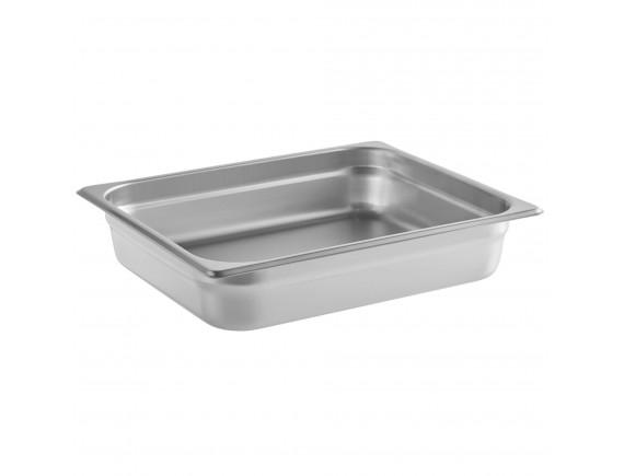 Гастроемкость 1/2-65 (32х26х6,5 см) нерж.сталь (112060)