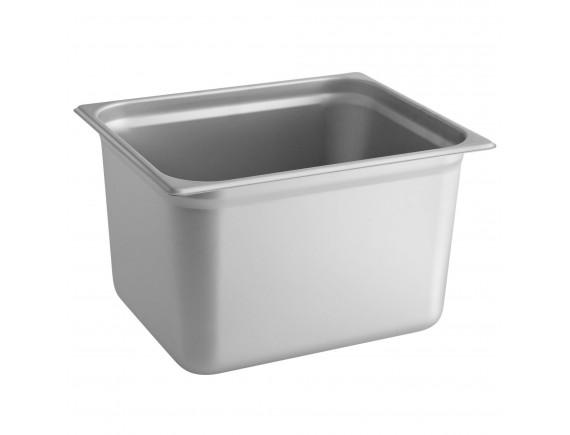 Гастроемкость 1/2-200 (32х26х20 см) нерж.сталь (112200)