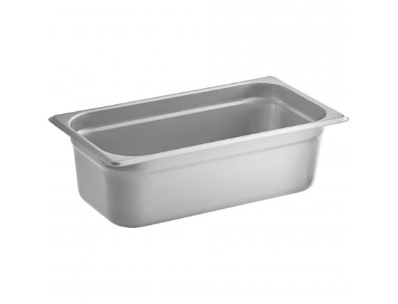 Гастроемкость 1/3-100 (32х18х10 см) нерж.сталь (113100)