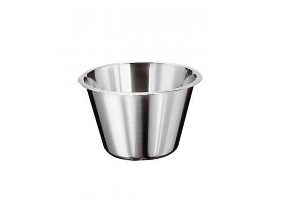 Миска коническая 15,5х9 см, 1 л, нерж.сталь (12580-17)