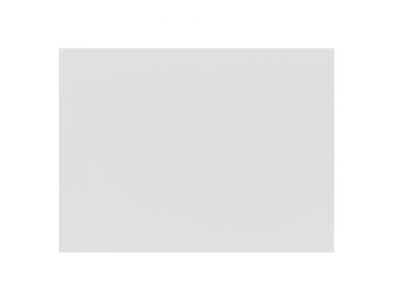 Доска разделочная полипропилен белая (50х35X1,8 см) (1500/01)