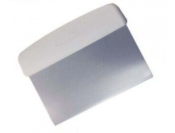 Скребок 15х7 см нерж.сталь (151133)