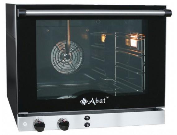 Конвекционная печь КПП-4Э (4 ур. 460х330 мм, камера-эмаль, эл/механика, без противней) корпус эмалир. (210000809804)