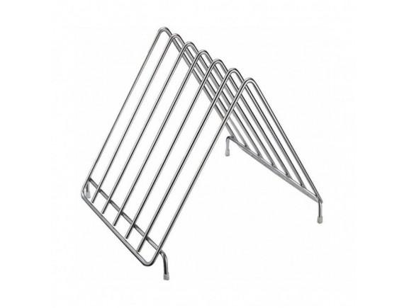 Подставка для 6 досок нерж.сталь (349060)