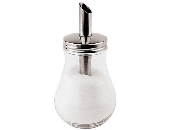 Дозатор для сахара, диам.8,4мм, h15,5см, 0,15л, нерж.сталь (41525-01)