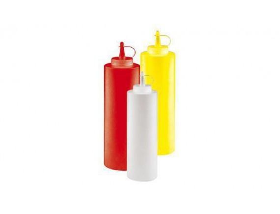 Соусник 0,36 л, белый, пластик (41526-B2)