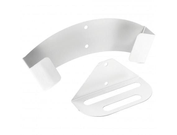 Держатель на 2 лопаты для пиццы настенный, алюминий (41769-02)