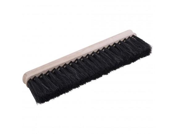 Щетка сметка 30 см черный ворс (42614-21)