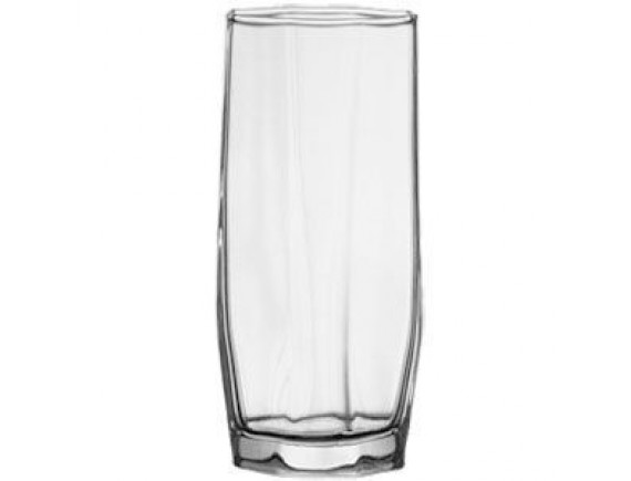 Хайбол «Хисар», стекло, 330мл, D=63, H=140мм, прозрачный (42857)