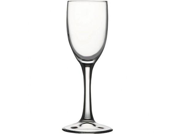 Рюмка «Империал плюс», стекло, 73мл, D=45/56, H=139мм, прозрачный (440043)