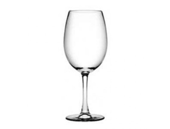 Бокал для вина «Классик», стекло, 445мл, D=66, H=219мм, прозрачный (440152)