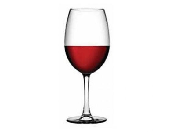 Бокал для вина «Классик», стекло, 630мл, H=235мм, прозрачный (440153)