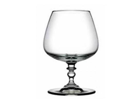 Бокал для бренди «Винтаж», стекло, 330мл, D=63, H=132мм, прозрачный (440180)