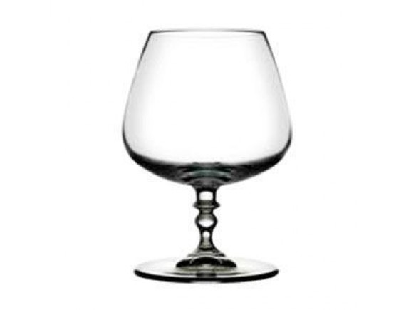 Бокал для бренди «Винтаж», стекло, 420мл, D=68, H=138мм, прозрачный (440190)