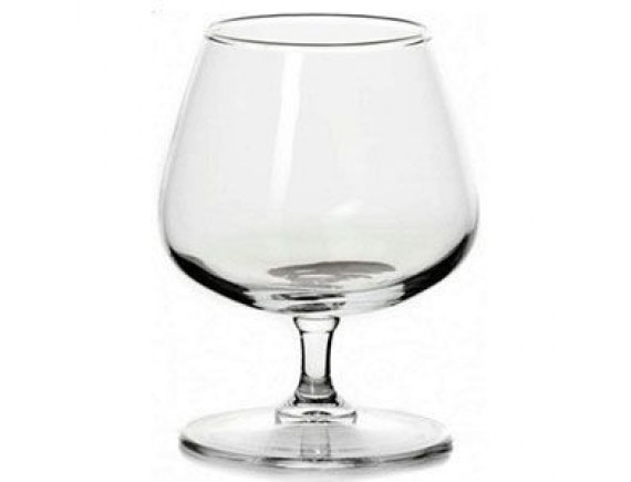 Бокал для бренди «Шарант», стекло, 430мл, D=68, H=126мм, прозрачный (440219)