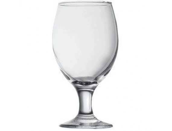 Бокал пивной «Бистро», стекло, 400мл, D=68/68, H=160мм, прозрачный (44417)
