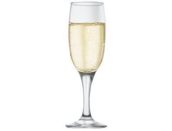 Бокал-флюте «Бистро», стекло, 190мл, D=50/62, H=188мм, прозрачный (44419)