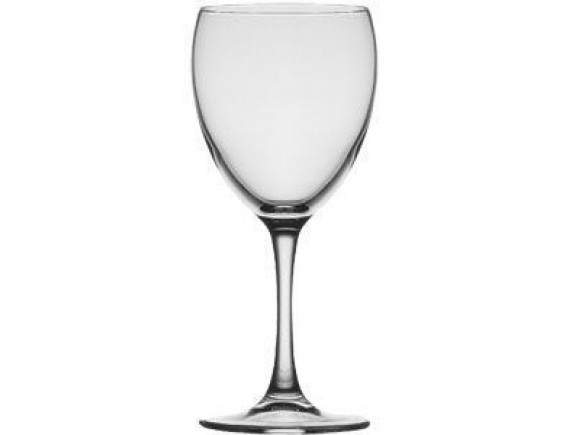 Бокал для вина «Империал плюс», стекло, 190мл, D=60.5/64, H=164мм, прозрачный (44789)