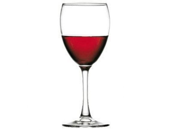 Бокал для вина «Империал плюс», стекло, 240мл, D=64/70, H=175мм, прозрачный (44799)