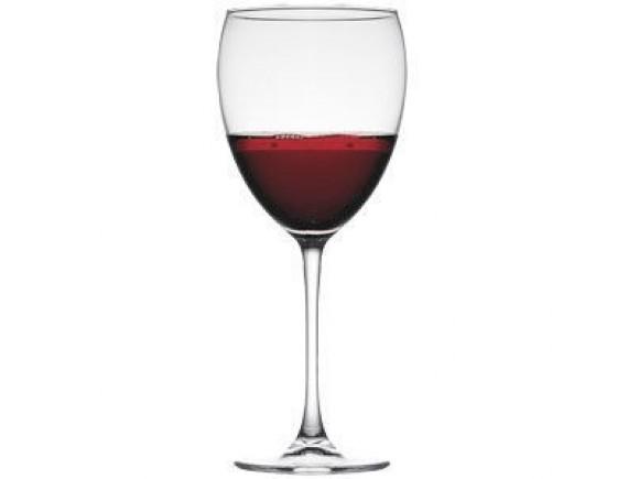 Бокал для вина «Империал плюс», стекло, 315мл, D=75, H=195мм, прозрачный (44809)