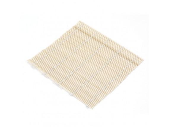 Циновка для суши 24х24 см, бамбук (49626-00)