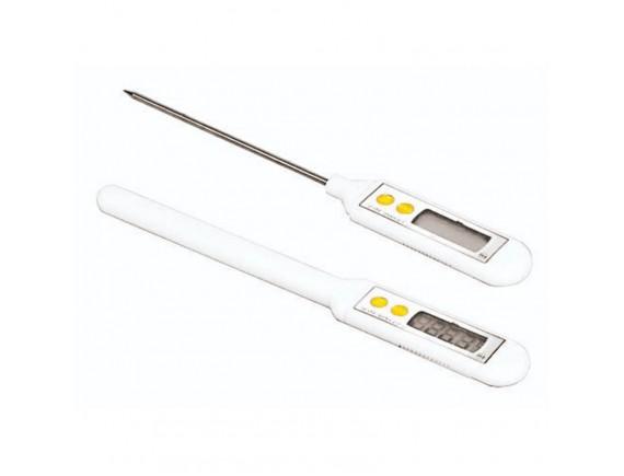 Термометр электронный  цифровой -50+300 С (49710-00)
