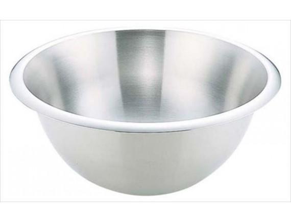 Миска полусфера 35х17,5 см, 10л, нерж.сталь (703035)