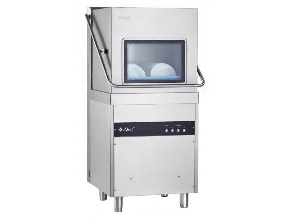 Машина посудомоечная МПК-1100К купол, 1100 тар/ч, 3 цик, 2 дозатора (моющ/ополаск), 2 насоса: мойки, ополаскивания (710000001108)