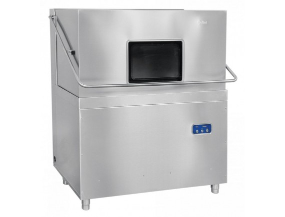 Машина посудомоечная МПК-1400К купол, 1400 тар/ч, 2 цик, 2 дозатора (моющ/ополаск), 2 насоса: мойки, ополаскивания (710000008574)
