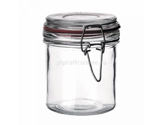 Банка с крышкой для подачи стекло 150мл (81200142)
