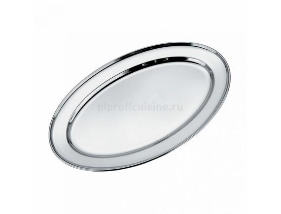 Блюдо металлическое овальное 50 cм (99002173)