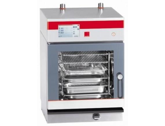Пароконвектомат  6GN 2/3 easy-r (SCS 623t-easy-R,6,3/3,8 кВт  380/230 В ,550x629x764 ) (CS550106)