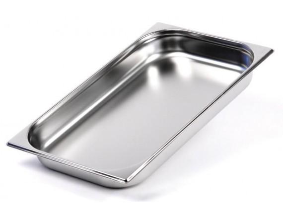 Гастроемкость 1/1-65 (53х32х6,5см) нерж.сталь (STP-1002)