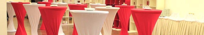 Чехлы на столы