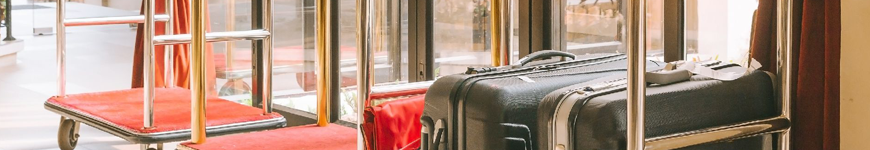 Тележки для перевоза багажа