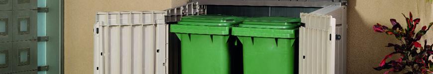 Контейнеры для мусора уличные