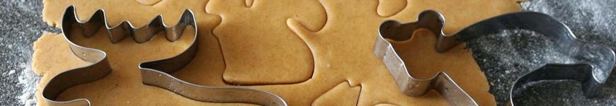 Вырубки для печенья и пряников