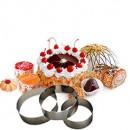 Кольца кондитерские и формы для тортов