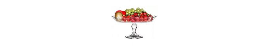 Подставки, фруктовницы, этажерки