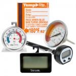 Термометры, таймеры