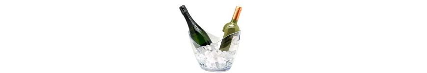 Ведра для льда, вина, шампанского