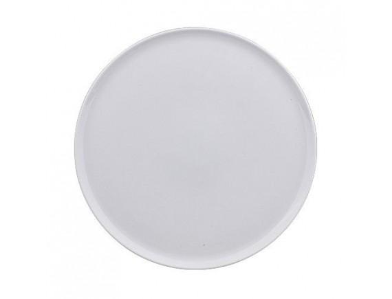 Блюдо  под пиццу ф.Принц диам. 320 мм, Башкирский фарфор. (ИБП 03.320)
