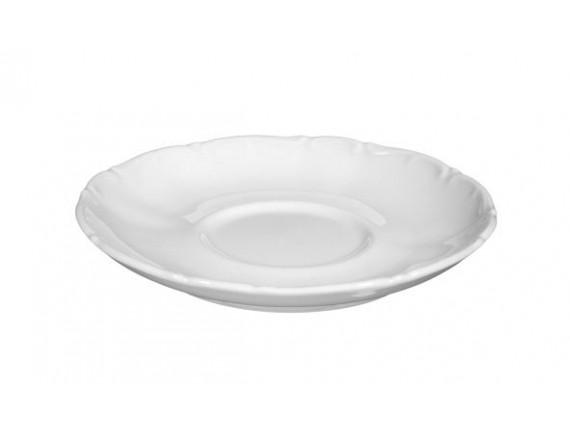 Блюдце под чашку, 12.1 см для мокка 90мл Marienbad, Seltmann Weiden. (001.541584)