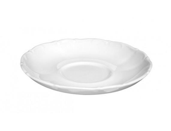 Блюдце, 15 см под чашку 180 мл, 200 мл, 220 мл, 250 мл, 350 мл и бульонную 300 мл  Marienbad, Seltmann Weiden. (001.541802)